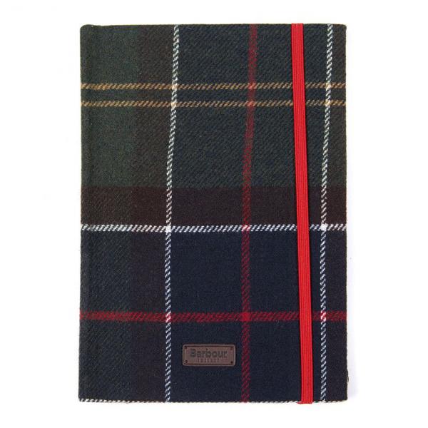 Barbour Tartan Notepad Classic