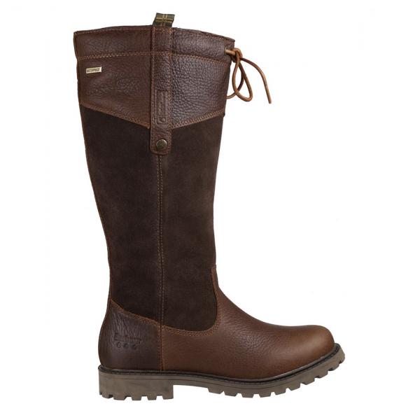 Barbour Womens Ingleton Boot Choco