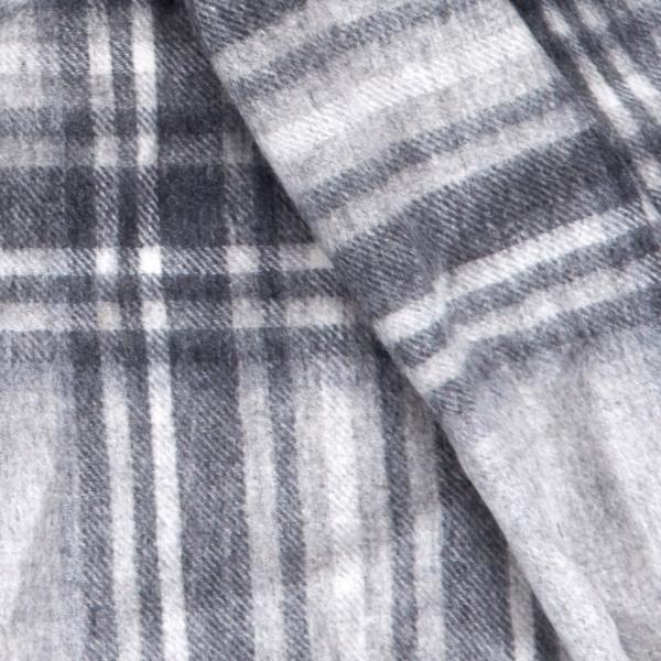 Barbour Womens Lonnen Wrap Scarf Monochrome