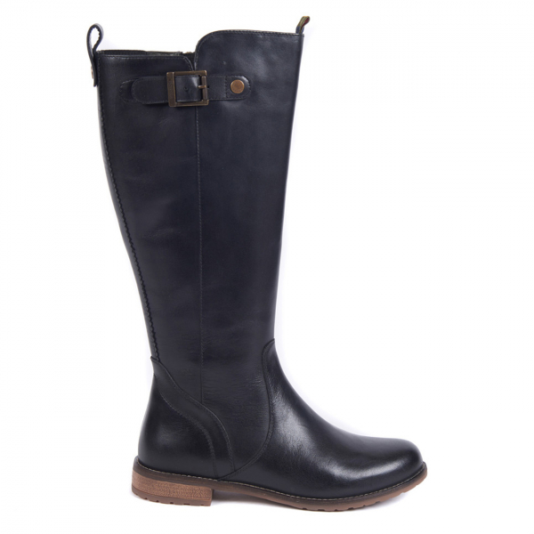 Barbour Womens Rebecca Boot Black