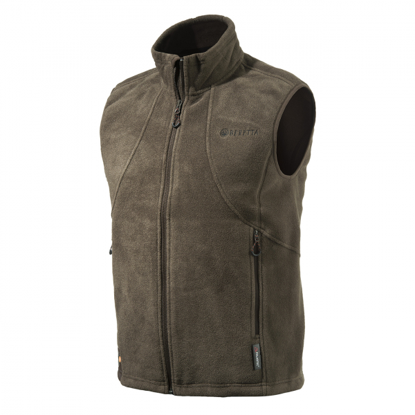 Beretta Active Track Vest Chocolate
