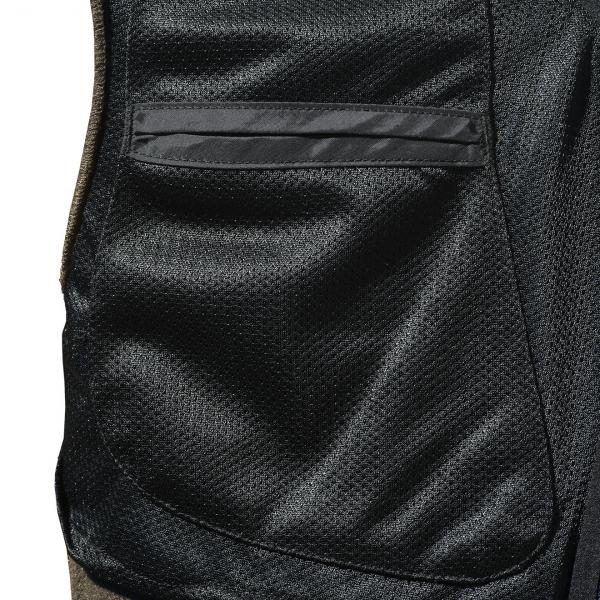 Beretta Active Track Vest Chocolate