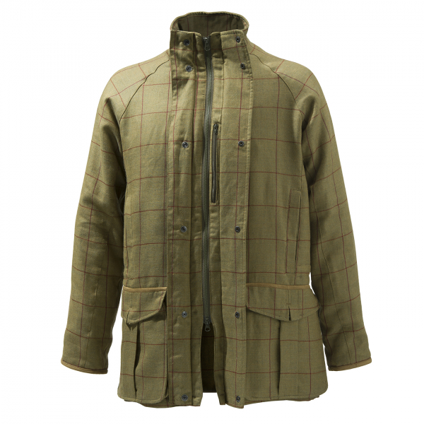 Beretta Light St James Coat Beige