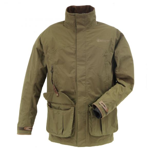 Beretta Super Light Teal Jacket Green