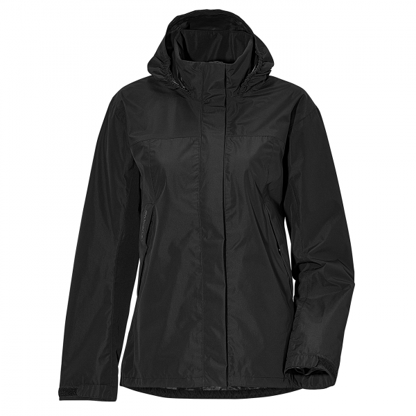 Didriksons Womens Grand Jacket Black