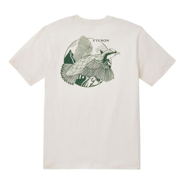 Filson Lightweight Outfitter T-Shirt Natural