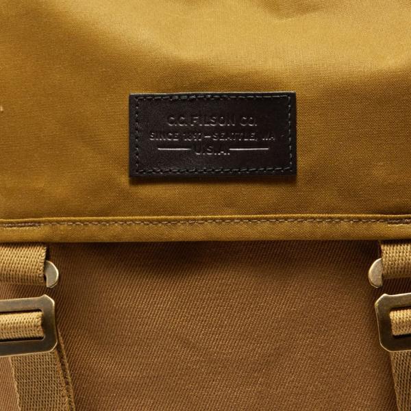 Filson Rugged Twill Ranger Backpack Tan