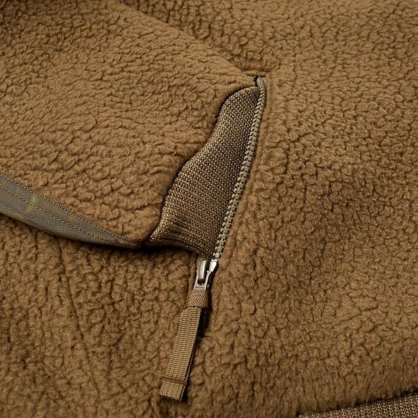 Filson Sherpa Fleece Jacket Marsh Olive