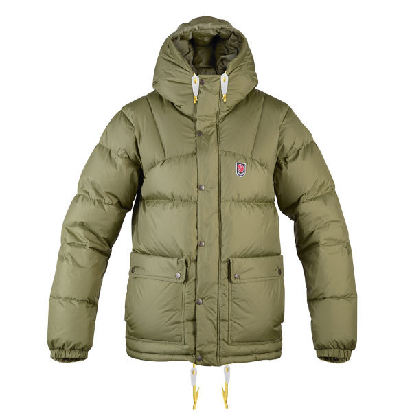 Fjallraven Expedition Down Lite Jacket Green