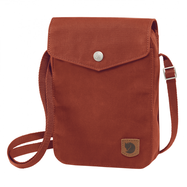 Fjallraven Greenland Pocket Bag Cabin Red