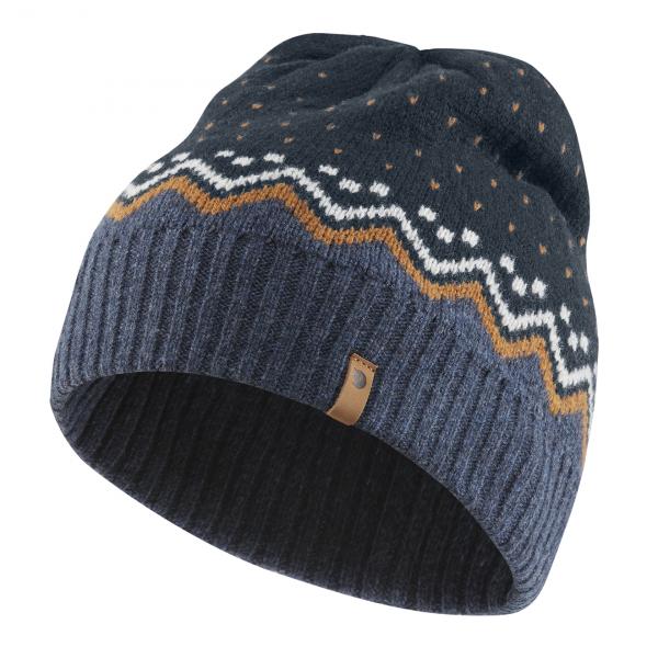 Fjallrven Ovik Knit Hat Dark Navy