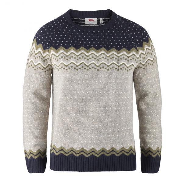 Fjallraven Ovik Knit Sweater Navy