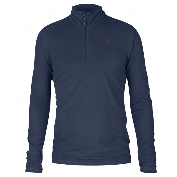 Fjallraven Pine Half Zip Fleece Storm