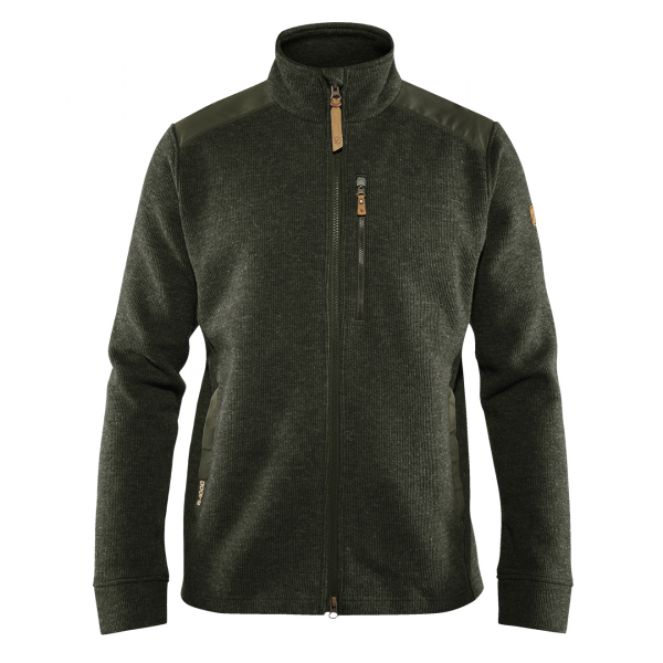 Fjallraven Singi Fleece Jacket Deep Forest