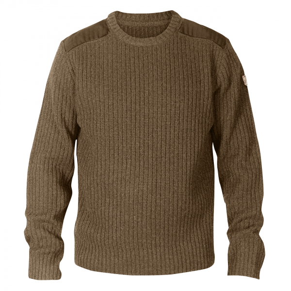 Fjallraven Singi Knit Sweater Dark Sand