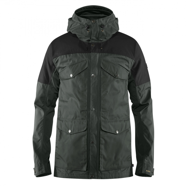 Fjallraven Vidda Pro Jacket Dark Grey / Black