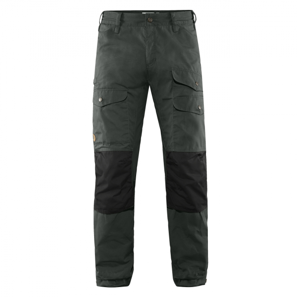 Fjallraven Vidda Pro Ventilated Trousers Regular Dark Grey / Black