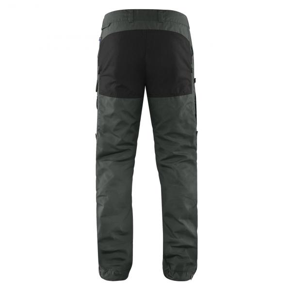 Fjallraven Vidda Pro Ventilated Trousers Regular Dark Grey / Black