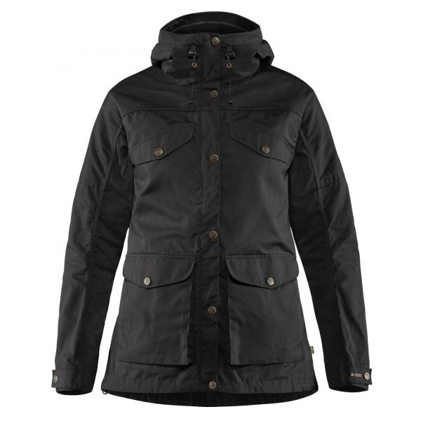 Fjallraven Womens Vidda Pro Jacket Black