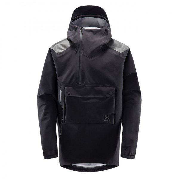 Haglofs Edge Evo Anorak True Black