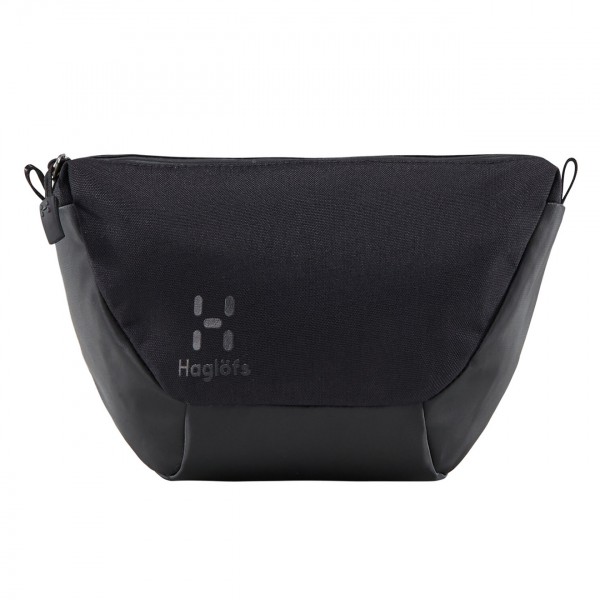 Haglofs Kisel Small Hip Pack True Black