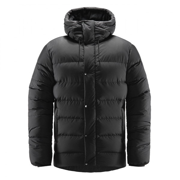 Haglofs Nas Down Jacket True Black