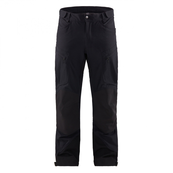 Haglofs Rugged Mountain Pant True Black Solid