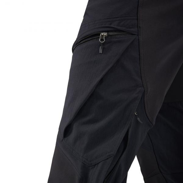 Haglofs Rugged Mountain Pant True Black Solid