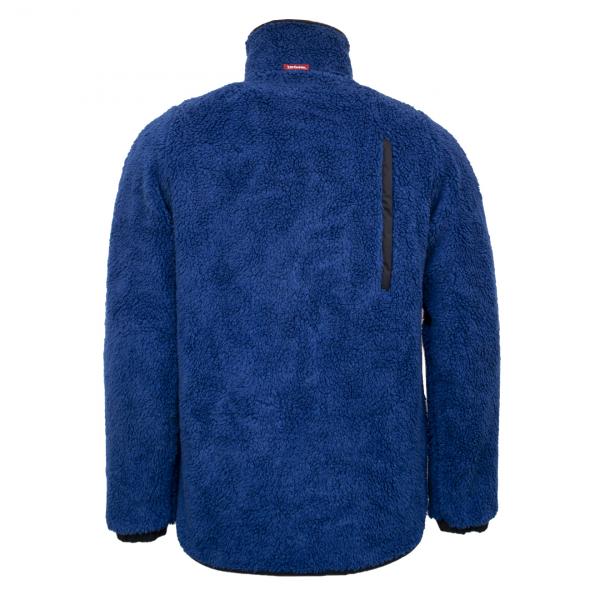 Holubar Farm Fleece Jacket Dark Blue
