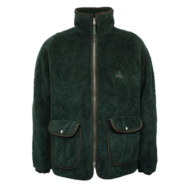 Holubar Farm Fleece Jacket Deep Green