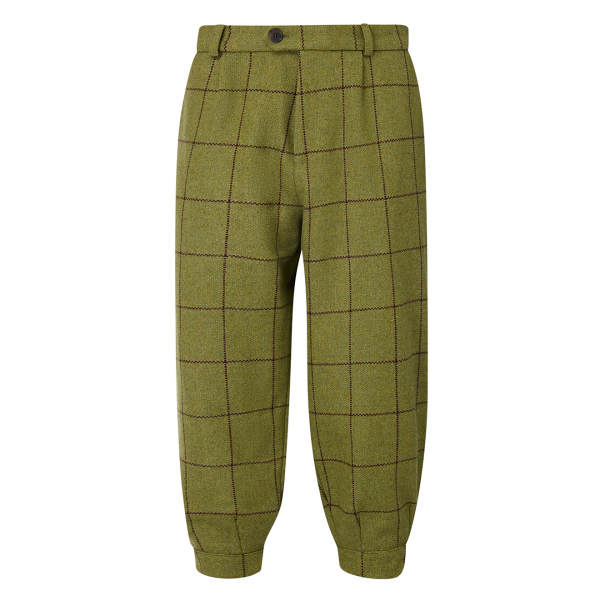 James Purdey Single Pleat Tweed Breeks Howeskye