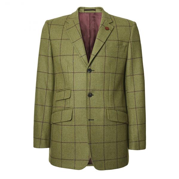 James Purdey Tweed Jacket Howeskye