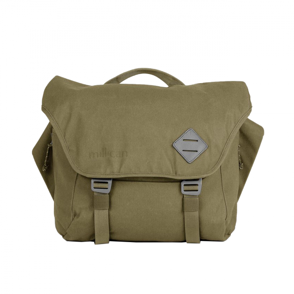 Millican Nick The Messenger Bag 13L Moss