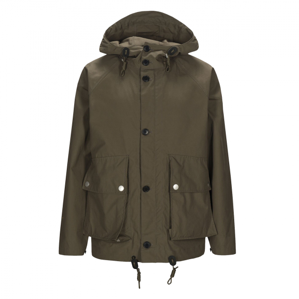 Nigel Cabourn x Peak Performance Aircraft Jacket Army Green