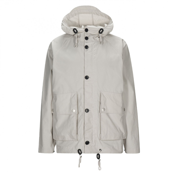 Nigel Cabourn x Peak Performance Aircraft Jacket White Stone