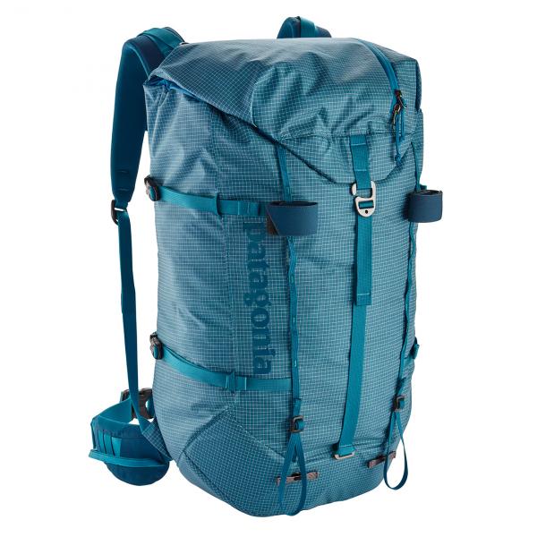 Patagonia Ascensionist Backpack 40L Balkan Blue