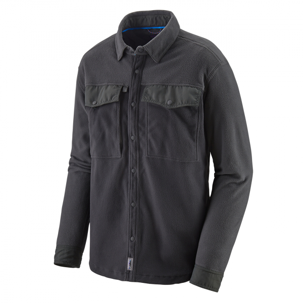 Patagonia Early Rise Snap Shirt Ink Black