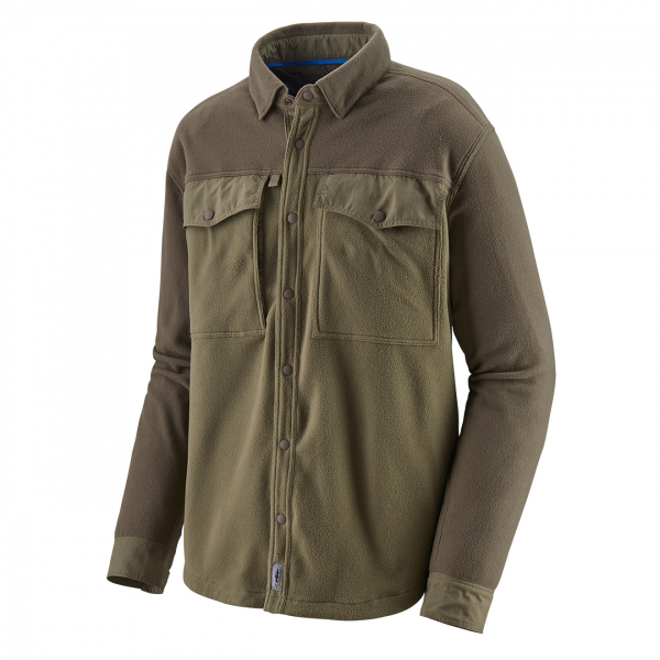 Patagonia Early Rise Snap Shirt Sage Khaki