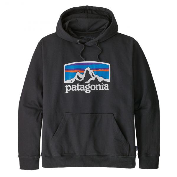 Patagonia Fitz Roy Horizons Uprisal Hoody Black