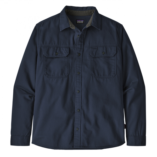 Patagonia Four Canyons Twill Shirt New Navy