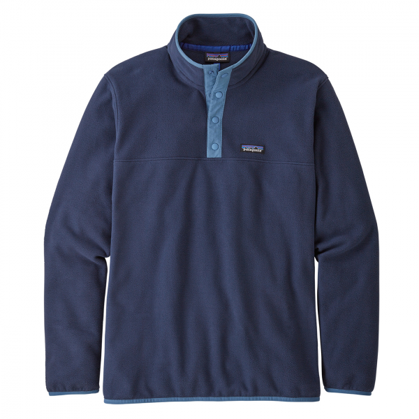Patagonia Micro D Snap-T Fleece Pullover New Navy