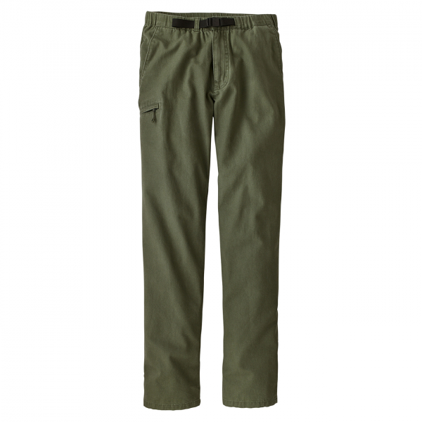 Patagonia Organic Cotton Gi Pants Industrial Green Canvas