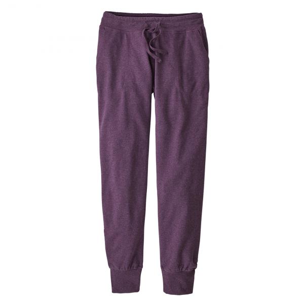 Patagonia Womens Ahnya Fleece Pants Deep Plum