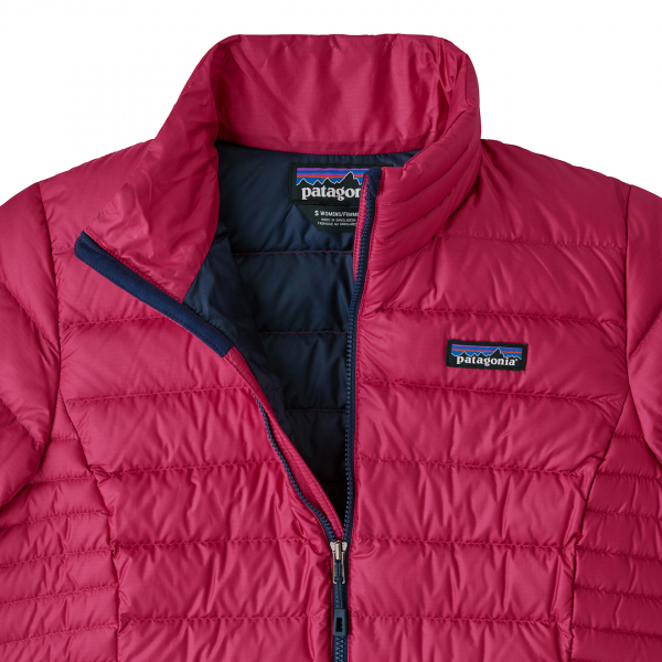 Patagonia Womens Down Sweater Jacket Craft Pink