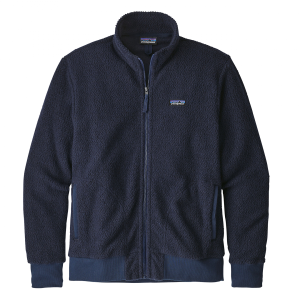 Patagonia Woolyester Fleece Jacket Classic Navy
