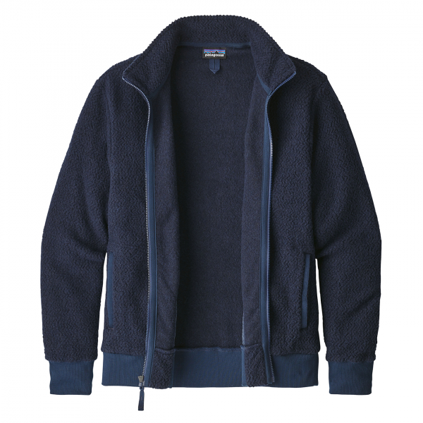 Patagonia Woolyester Fleece Jacket Classic Navy