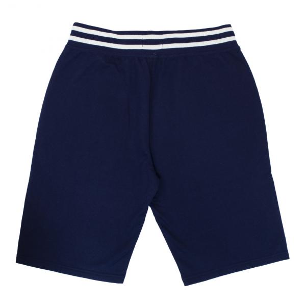 Polo Ralph Lauren Jersey Stripe Band Lounge Shorts Navy