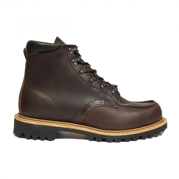 "Red Wing 6"" Sawmill Boot Briar Oil Slick"