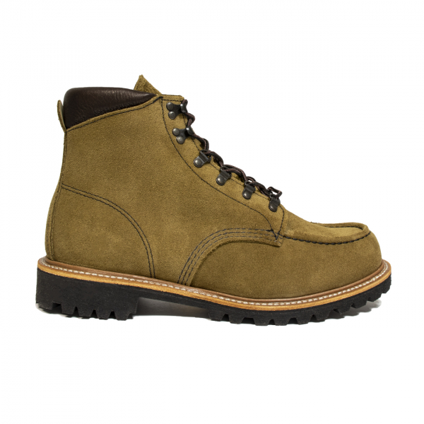 "Red Wing 6"" Sawmill Boot Olive Mohave"