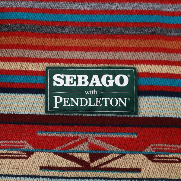 Sebago x Pendleton Chimayo Blanket